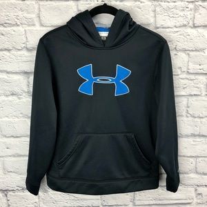 Under Armour Youth Storm Logo Hoodie